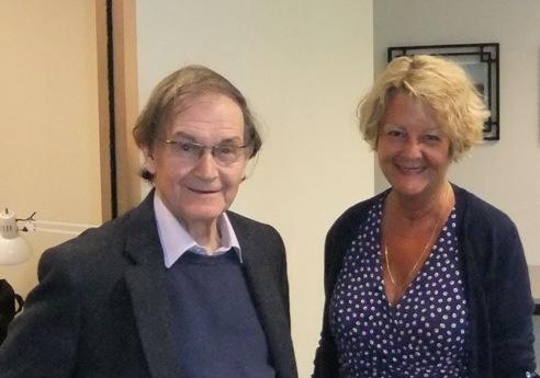 Sir Roger Penrose, Eileen Campbell
